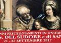 Ripa Teatina, via ai festeggiamenti in onore di Maria Santissima del Sudore e di San Rocco