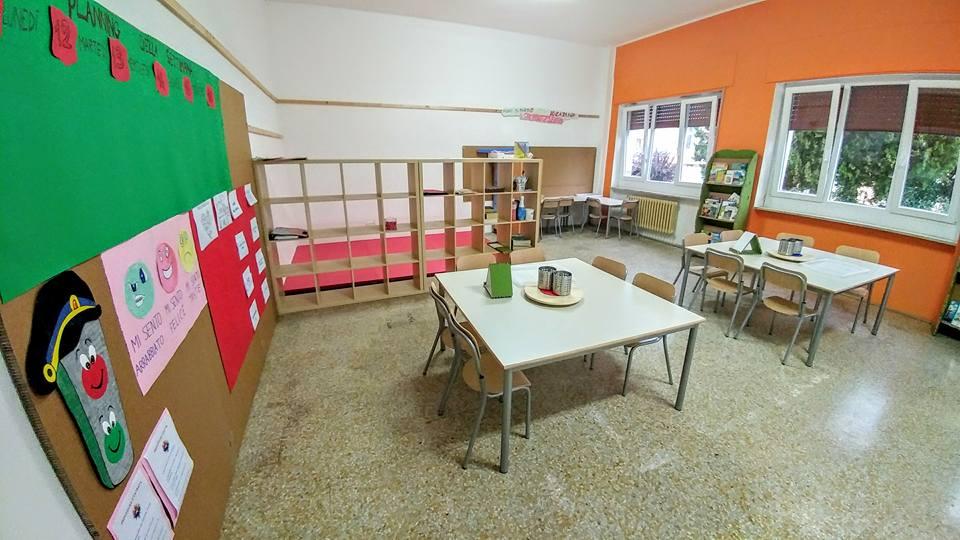 """La scuola primaria di Miglianico aderisce al progetto """"Senza zaino"""""""