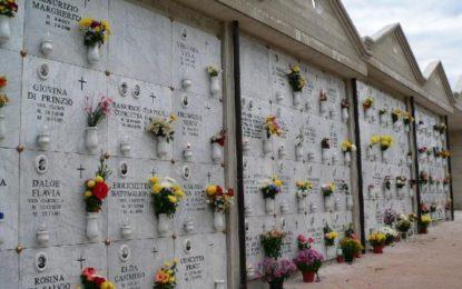 Cimiteri ortonesi: a breve interventi di ristrutturazione e ampliamento