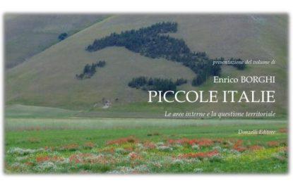 """Roccamontepiano, presentazione del libro """"Piccole Italie"""" di Enrico Borghi"""