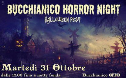 """Appuntamento ad Halloween con la """"Bucchianico Horror Night"""""""