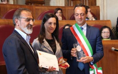 L'Istituto Comprensivo 2 di Ortona premiato in Campidoglio al Global Junior Challenge