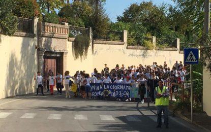 Torrevecchia, studenti in festa per la giornata europea dello sport scolastico
