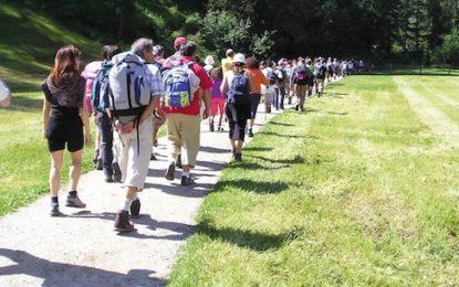 """Tollo, appuntamento con la """"Giornata del Camminare FederTrek"""""""