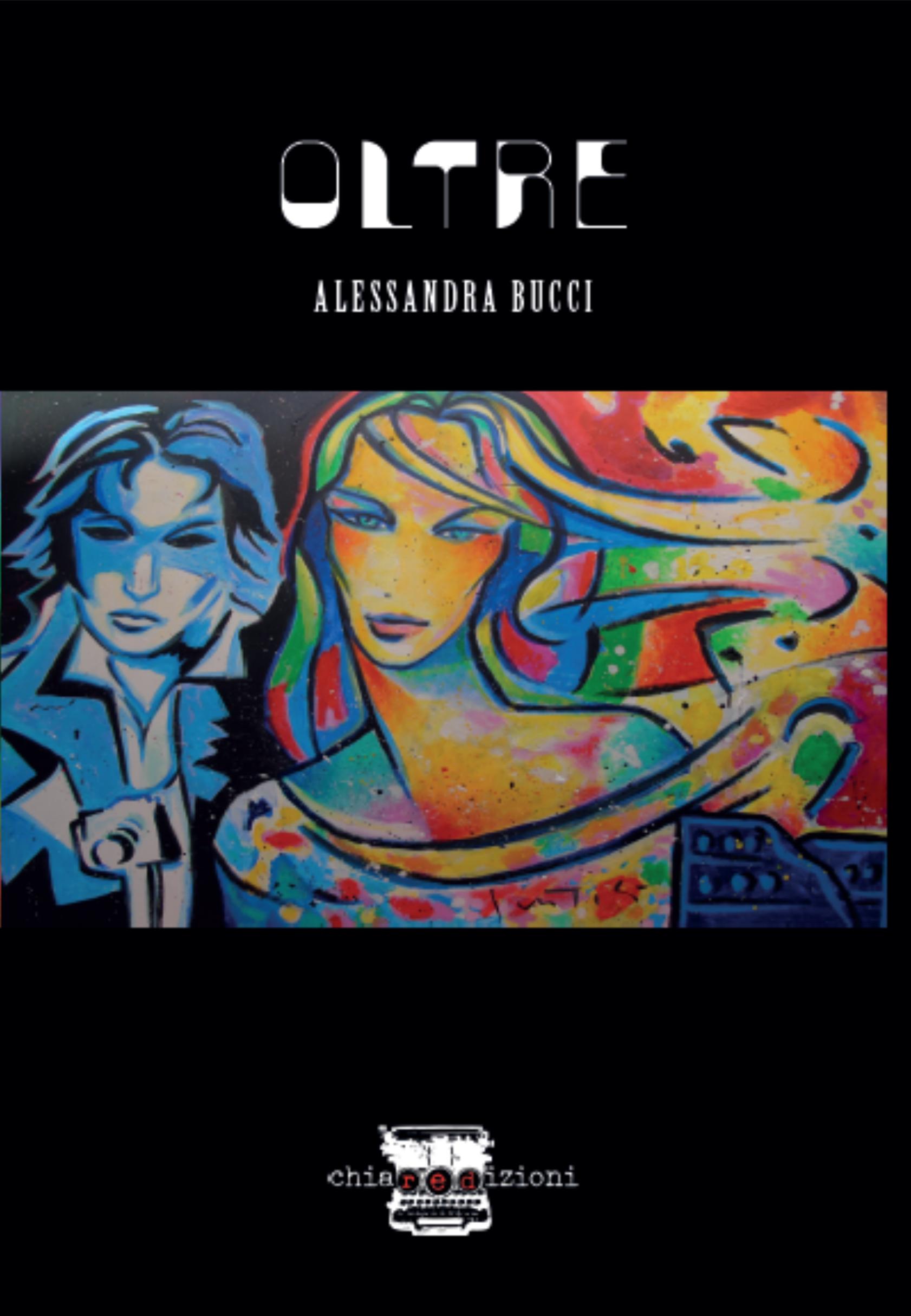 """Ortona, presentazione del romanzo """"Oltre"""" di Alessandra Bucci"""