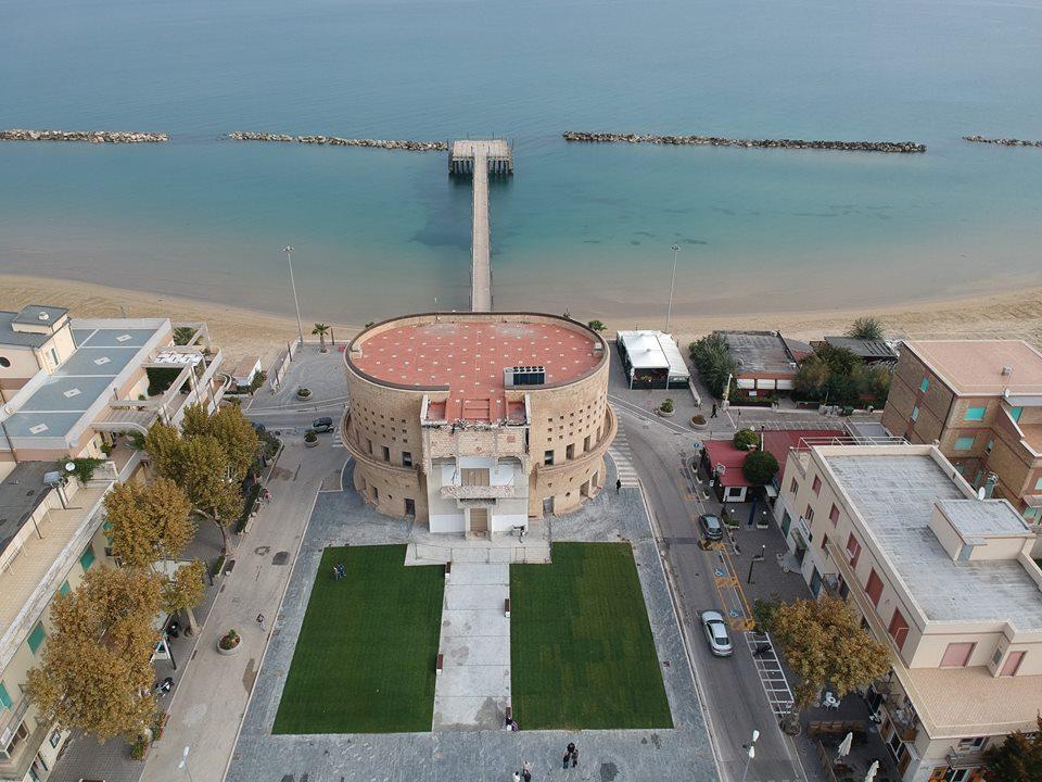 Francavilla: un concorso di idee per il nuovo portale dell'auditorium Sirena