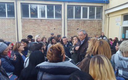 Ratti nella scuola San Franco: il Comune dà il via a bonifica e pulizia della struttura