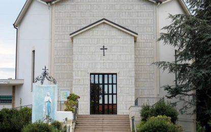Finanziamento in arrivo per la nuova chiesa Angeli Custodi