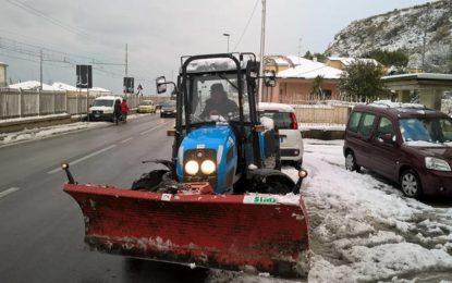 Passata la neve i Comuni affrontano l'emergenza ghiaccio
