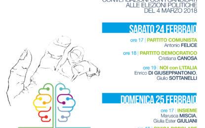 Ortona: nella sede di Abruzzo Lab i candidati alle elezioni incontrano i cittadini