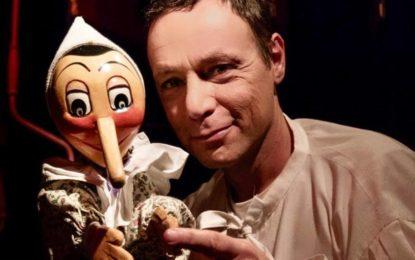 A Francavilla arriva Pinocchio: burattino contro il bullismo