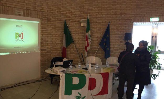 A Francavilla il Pd cittadino presenta i candidati alle elezioni