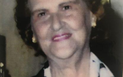 Francavilla, addio alla storica insegnante Rina Di Paolo