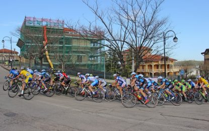Tollo: tanti giovani in bicicletta alla Colli Teatini Baby