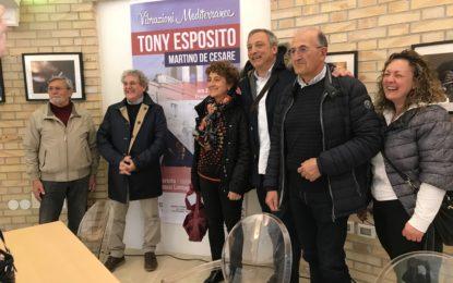 Francavilla: al Mumi Tony Esposito per sostenere For Life