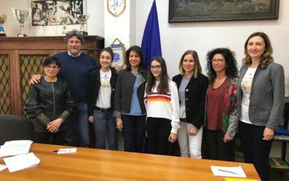 Ortona, Erasmus Plus: i ragazzi delle medie volano in Europa