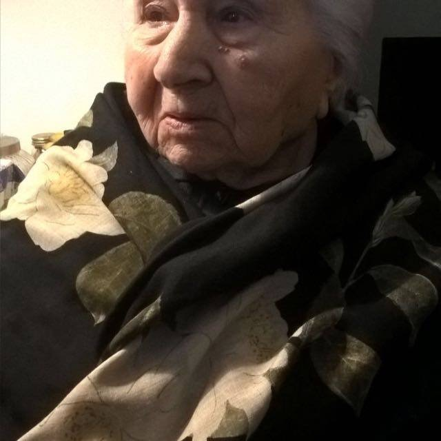Roccamontepiano si prepara a festeggiare nonna Elisa Lisio