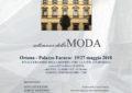 """A Palazzo Farnese """"La seconda settimana della moda"""" dal 19 al 27 maggio"""