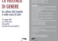 Violenza di genere: ad Ortona l'onorevole Lucia Annibali