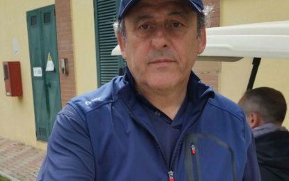 """""""Le Roi"""" Michel Platini a Miglianico"""