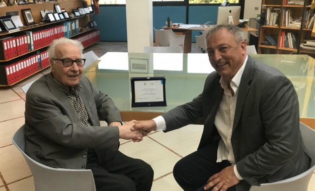 Francavilla, Umberto Russo e i suoi 90 anni