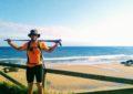 Cipollone torna con un nuovo progetto: la costa abruzzese a piedi e in canoa
