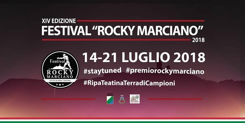 Festival Rocky Marciano 2018: tutti i vincitori