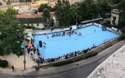 Campo Umberto Rossi: la Schiazza ringrazia la Gio Basket Ortona