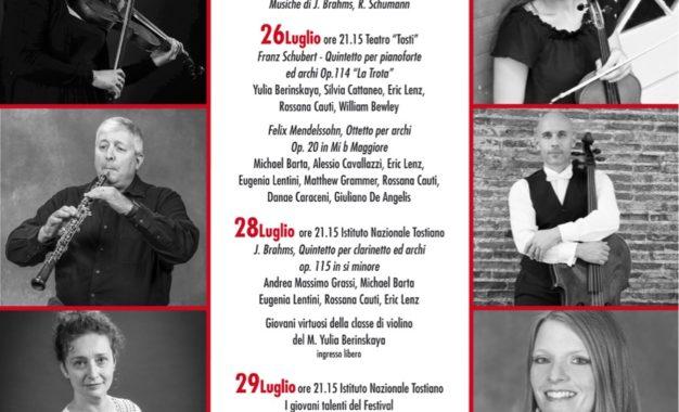 """Al Tosti di Ortona arriva il """"Festival Suoni d'Abruzzo"""""""