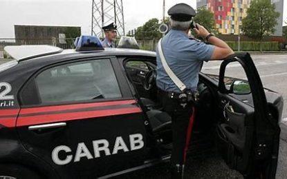 """""""Ti ammazzo davanti alla tua famiglia"""", albanese 51enne arrestato dai Carabinieri a Villamagna"""