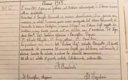 Il Nautico Acciaiuoli festeggia i suoi primi 100 anni