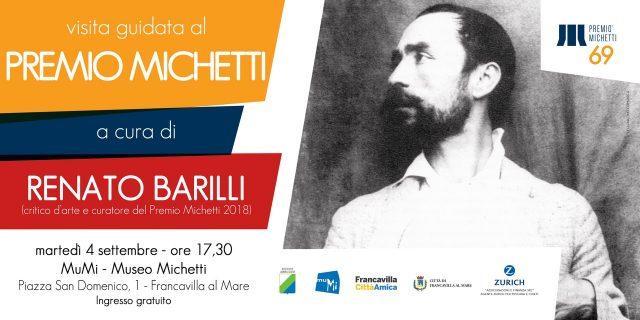 Francavilla: domani visita guidata al Premio Michetti