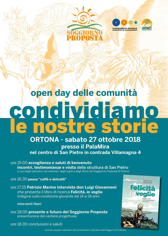 LA TORRE – Ortona: open day al Soggiorno Proposta