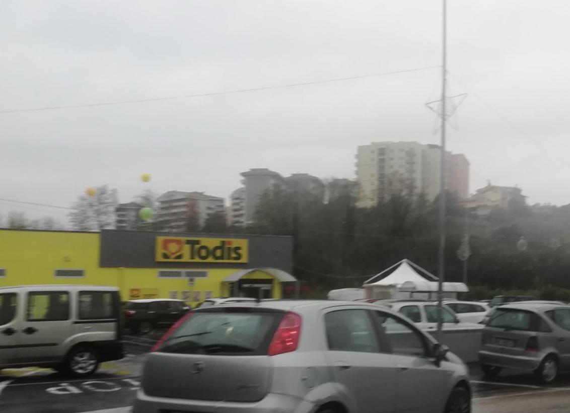 Inaugurato il nuovo supermercato Todis in via Massari