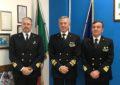 L'ammiraglio Pettorino in visita a Francavilla e Ortona