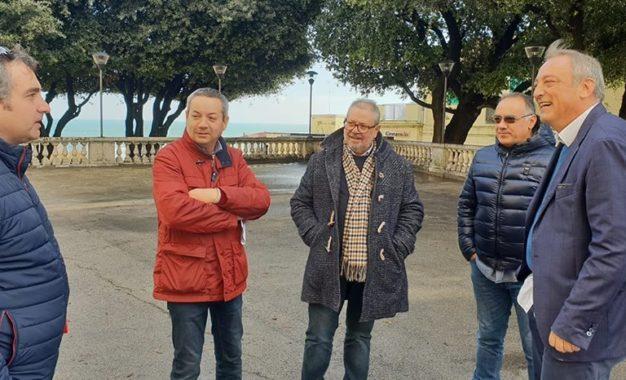 Riqualificazione piazza san Domenico: consegnati i lavori