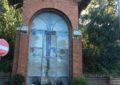 Al via la ristrutturazione del crocifisso tra la salita di San Franco e corso Italia