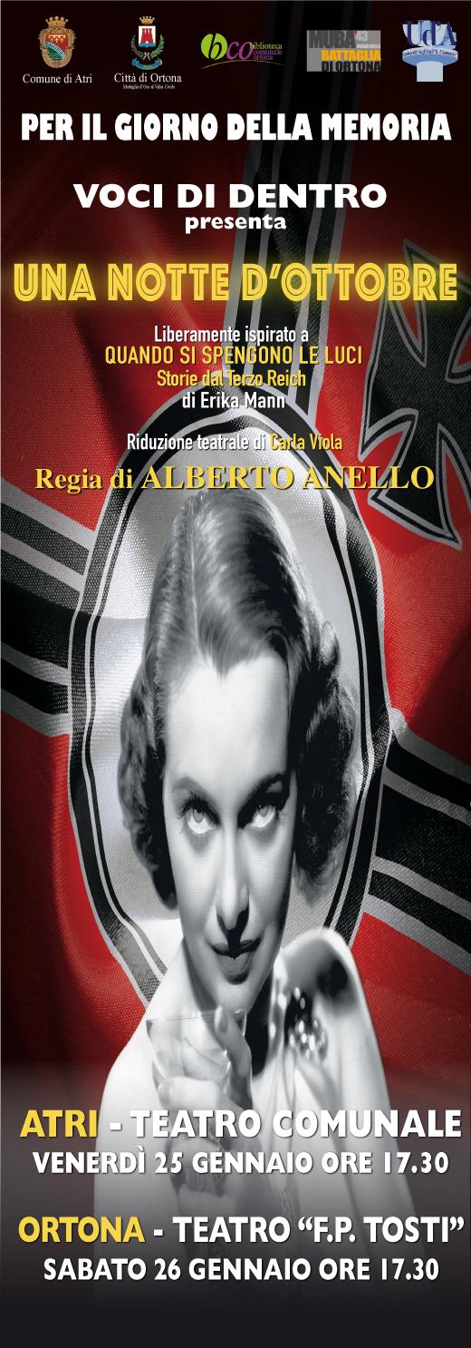 Al Tosti si racconta l'Olocausto, con attori i detenuti della Casa circondariale di Pescara