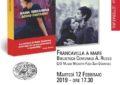 "Francavilla: oggi in biblioteca ""Dialoghi di Lettura"""
