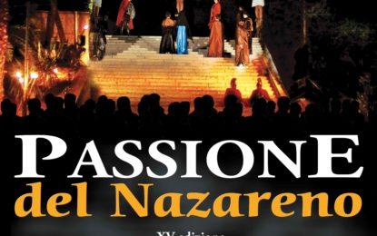 Francavilla: la Passione del Nazareno in piazza Porta Ripa il 13 aprile
