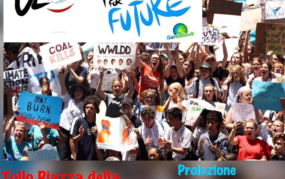 "Anche il comune di Tollo aderisce al ""Global Strike For Future"""