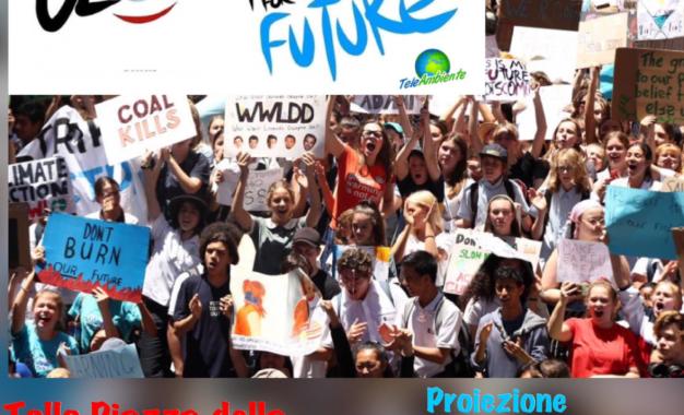 """Anche il comune di Tollo aderisce al """"Global Strike For Future"""""""