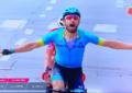 Giro d'Italia: il miglianichese Dario Cataldo vince la tappa di Como