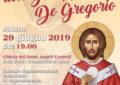 Grande festa per il sessantesimo di sacerdozio di don Giuseppe De Gregorio