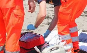 Ortona: uomo trovato morto sulla spiagga
