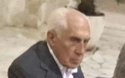 È morto a Francavilla l'ex senatore Germano De Cinque