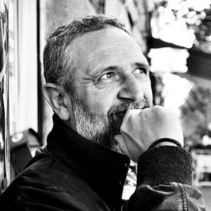 """Marco Proietti Mancini a Francavilla per """"Letteratura a Mare"""""""