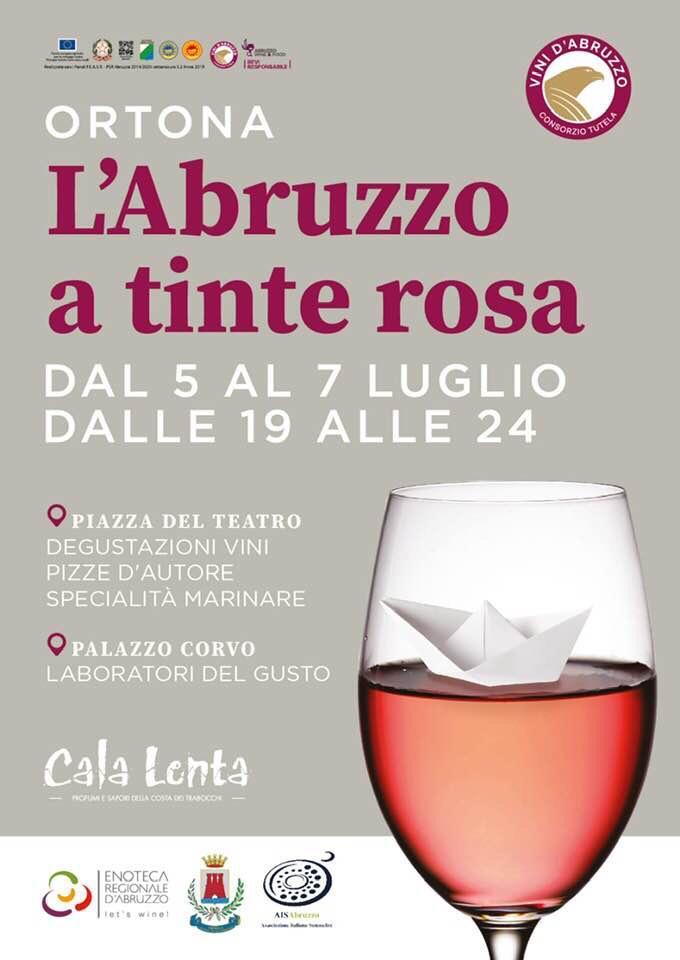 Ortona, arriva Cala Lenta: dal 5 al 7 luglio in piazza del Teatro
