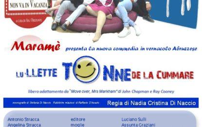"""Giovedì 11 luglio al MuMi """"Lu llette de la cummare"""" dell'associazione Maramè"""