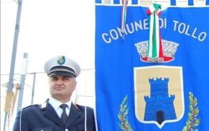 Tollo: domani i funerali del comandante Ernesto Profeta